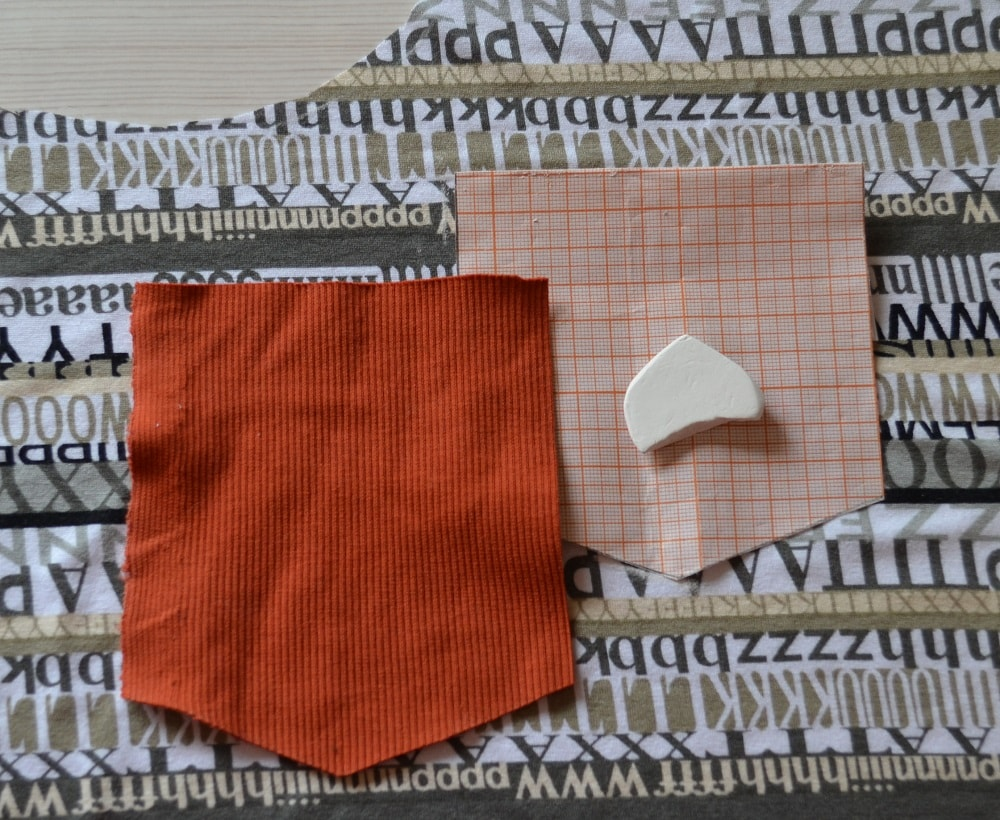 How to Make a Knit Patch Pocket, step 1