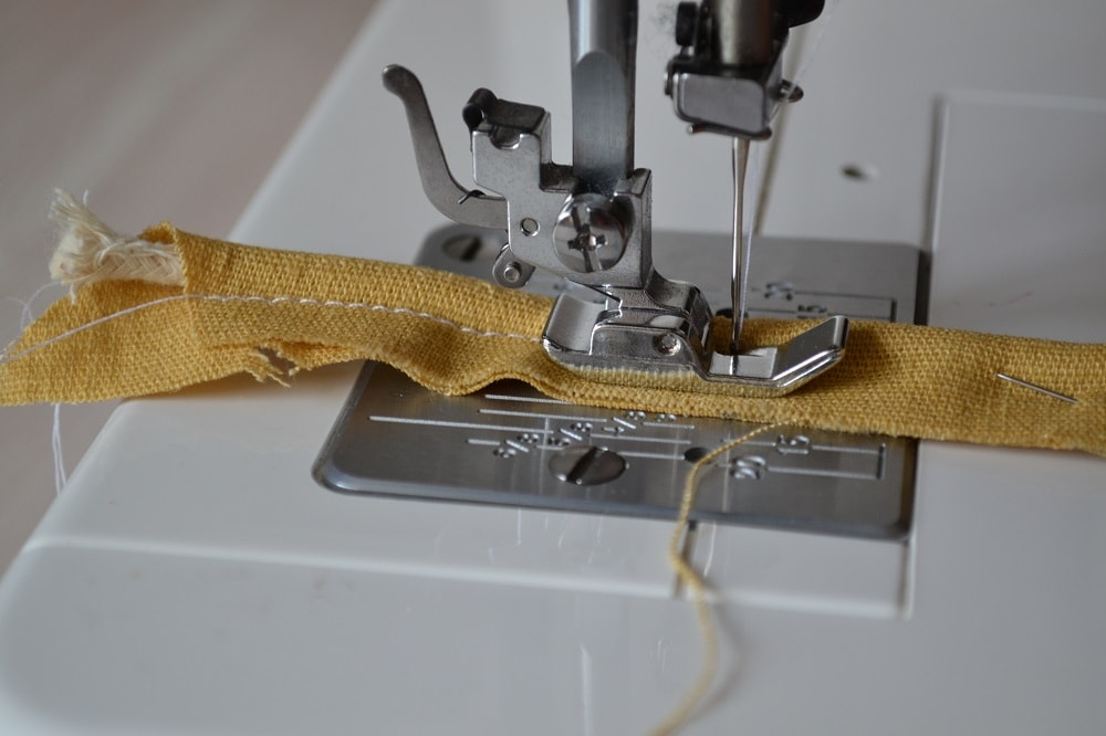How to Make and Sew Piping with Cord, step 5