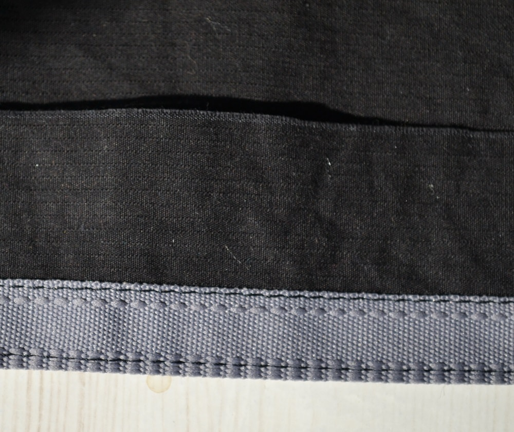 How To Hem Men's Trousers with Kick Tape, step 12