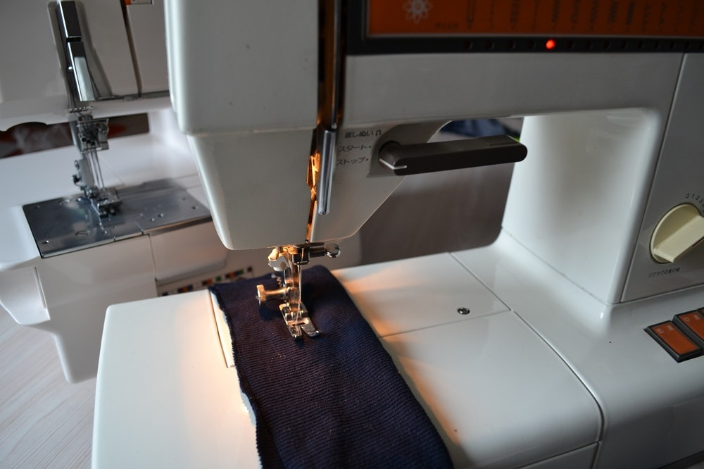 How to Sew Stretch and Knit Fabrics
