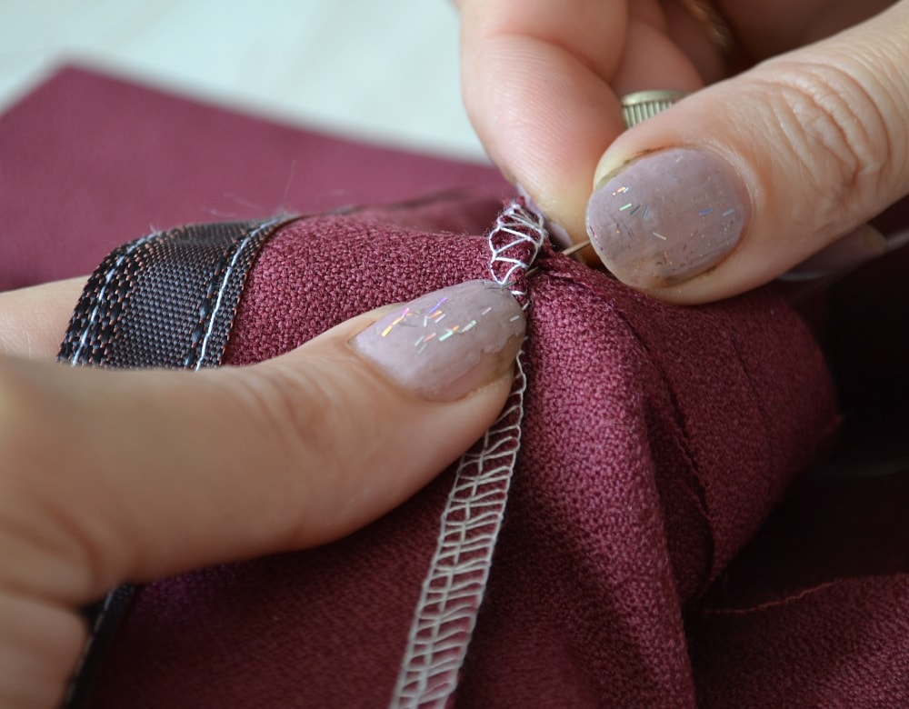 How to hem your own pants and skirts, step 18